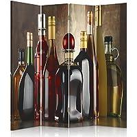 Raumteiler, Gedruckten Auf Canvas, Leinwand Wandschirme, Dekorative  Trennwand, Paravent