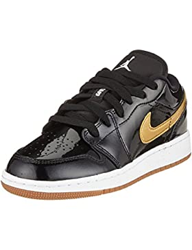 Nike Air Jordan 1 Low (GS), Zapatillas Para Niñas
