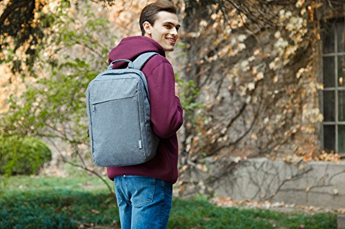Lenovo GX40Q17227 15.6-inch Casual Laptop Backpack (Gray) Image 9