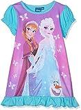 Frozen FZSP27408, Camicia da Notte Bambina, Blu (Blue), 2 anni
