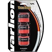 Varlion Traction - Overgrip de pádel, color rojo