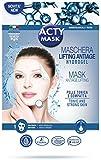 Acty Mask–Maschera Tessuto idrogel Lifting Anti-Age