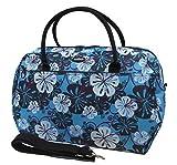 Greensitts borsa da viaggio da donna, borsa per maternità 706 Floral Taglia unica
