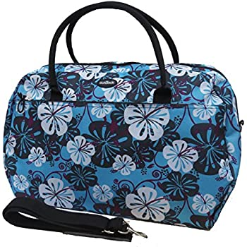 Ladies Holdall Hand Luggage Cabin Flight Beach Bag Gym Sports ...