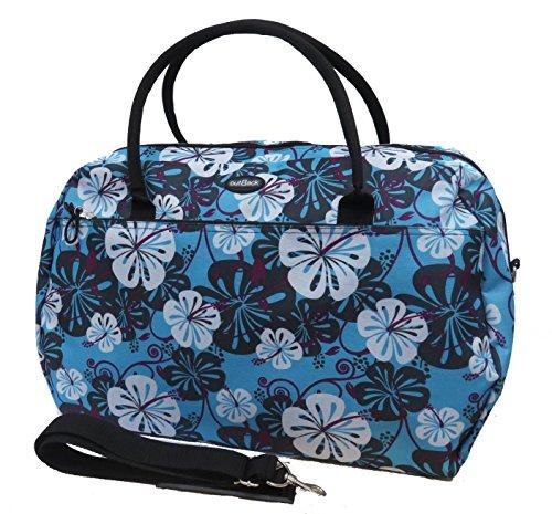 Ladies Maternity Bag Holdall Hospital Travel Bag (706 Floral)