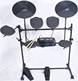 Keytone E-DRUM SET Rock-Drum Pro 3D-STEREO SOUND