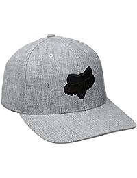 Fox Men's Emergency 110 Snapback Hat Heather Gray