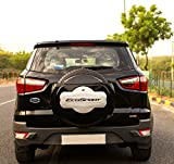 #5: FUTURE IT IS HALF/SPORTY SPARE WHEEL COVER FOR FORD ECOSPORT(MOONDUST SILVER)