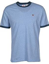 Levi's Bernal Ringer Short-Sleeved T-Shirt (Allure Blue)