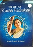 the best of kaushiki Chakraborty