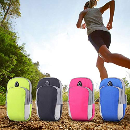 Avisa Global Waterproof Sports Armband Unisex Running Jogging Gym Arm Band Case Cover for Mobile Phone