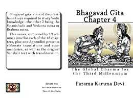 Bhagavad gita: Chapter 4 (English Edition) di [Devi, Parama Karuna]