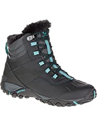 MERRELL Boots - ATMOST MID WTPF - black brittany blue