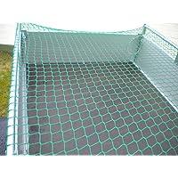 Pendentif Filet avec Expander corde 3,5x 2m knotenlos 350x 200cm filet de protection pour conteneur