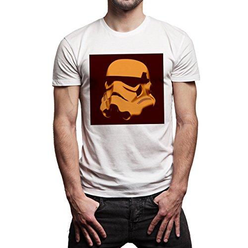 Star Wars Battlefront Jedai Yedi Game We Shall Never Die Background Herren T-Shirt Weiß