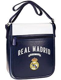 Bandolera con solapa de Real Madrid Vintage