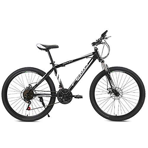 AI CHEN Mountainbike Fahrrad Doppelscheibenbremse Geschwindigkeit Rennrad Männliche und weibliche Studenten Fahrrad 21 Geschwindigkeit 26 Zoll