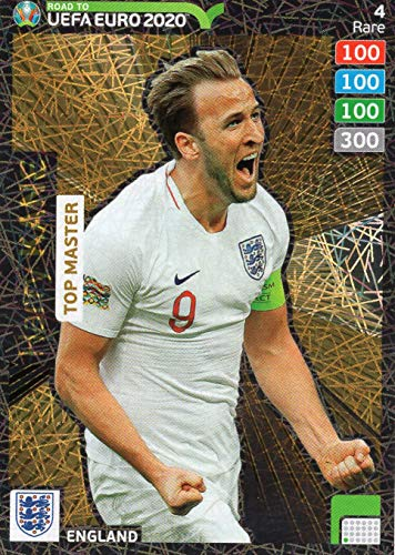 ROAD TO EURO 2020 Adrenalyn XL Harry Kane Top Master – Raro # 4