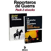 Reporteros de guerra (pack 2 ebooks)