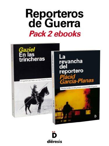 Reporteros de guerra (pack 2 ebooks) por Gaziel
