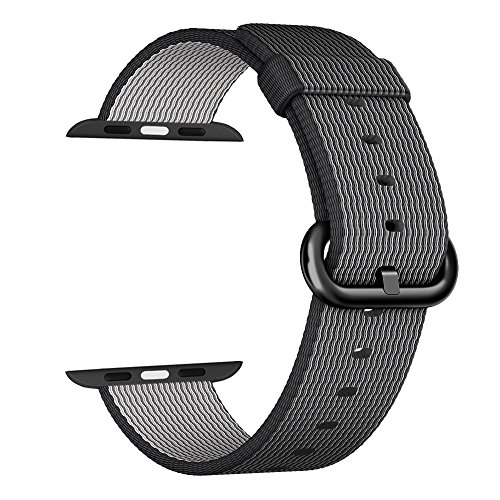 House of Quirk Woven Nylon iWatch Band for 42mm(WATCH NOT INCLUDED)