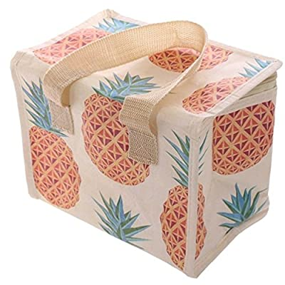 Cool Bag Lunch Box - Pineapple Tropical Design