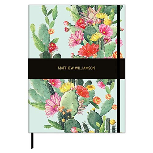 Museums & Galleries GSK701 Matthew Williamson Kaktusblumen, A4, Hardcover