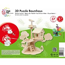 Marabu Puzzle 3D de 37 piezas
