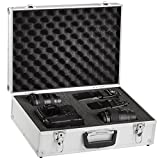 Pro Kamera Aluminium Fall (gepolstert) Flight Case – Original Solidguard by BRUBAKER