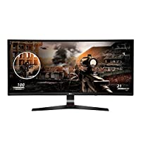 LG 34 Inch Ultra Wide Curved Monitor - 34UC79G-B