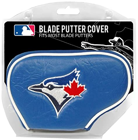 MLB Toronto Blue Jays Blade Putter Cover, Blue