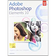 Adobe Photoshop Elements 10, Win, RTL, ESP