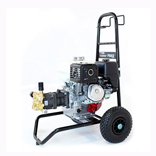 Idropulitrice COMET FDX 2 14/200 AXD HONDA GX270 - 200 bar -