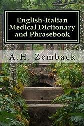 English-Italian Medical Dictionary and Phrasebook: Italian-English