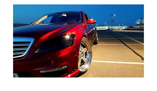 Starpaint New American Candy Deep Red To Black Effektlack Set Inkl Vorlack Auto