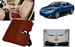 Auto Pearl - Premium Quality Car Seat Rest Cushion Cola For - Toyota Camry