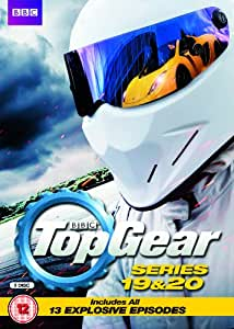 Top Gear - Series 19 and Series 20 Boxset [DVD]
