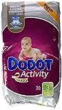 Dodot Activity - Pañales para bebé, talla 3 (5-10 kg), 56 pañales