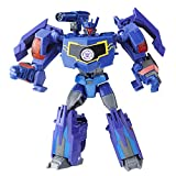 #10: Hasbro Action Figure Transformers Robots in Disguise Combiner Force Warriors Class Soundwave, Blue/Gray