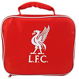 Liverpool FC Back to School Gift Lunch Box Cool Bag Liverbird (RRP £9.99!)