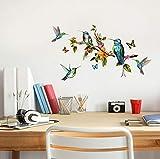 Historieta del faro ballena etiqueta de la pared para niños sala de niños de fondo decoración del hogar Mural Art Decals Wallpaper pegatinas