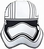 Daum - Pimp Up Your Life 15937–Disney cuscino forma Star Wars Stormtrooper, Peluche, 36CM