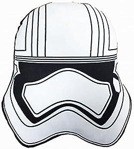 Daum - Pimp Up Your Life 15937-Disney Star Wars Forma Cojín Stormtrooper, Peluche, 36cm