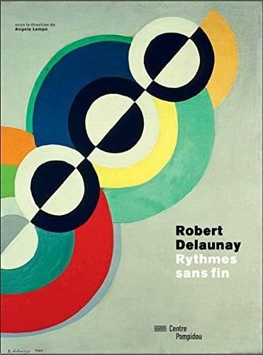 Robert Delaunay - Exhibition Catalogue par Angela Lampe
