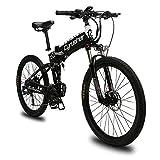 Extrbici VTT Mountain Bike XF770 17 * 26{' vélo électrique Pliant...