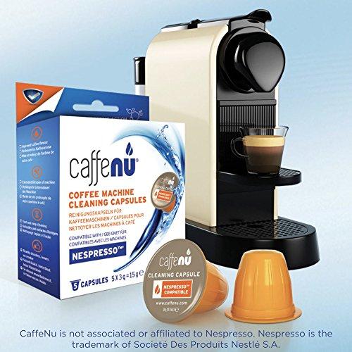 Caffenu® Reinigungskapseln - 8