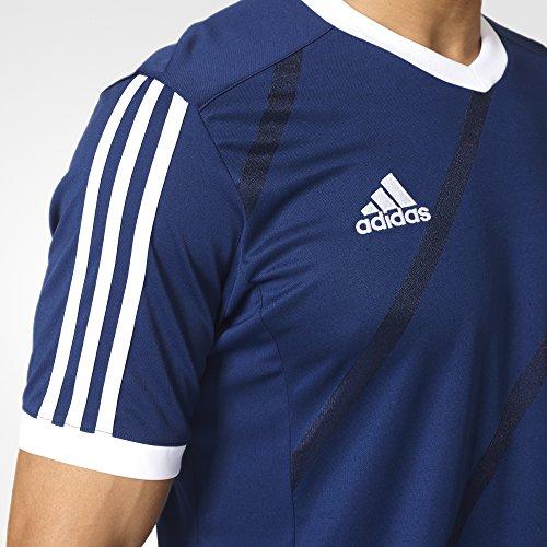 adidas Big Boys Climacool Regista 14 Soccer Jersey dunkelblau