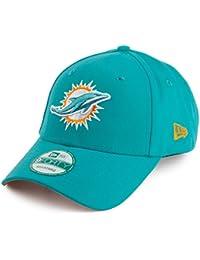 Casquette 9FORTY The League Miami Dolphins bleu sarcelle NEW ERA