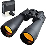 Best Prismáticos zoom - Yosoo 20-180X100 telescopio de los prismáticos al aire Review