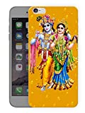 Best Case for iphone 6 plus Friends Cases For Iphone 6s - Ulta Anda Krishna Radha Printed Hard Cases Designer Review